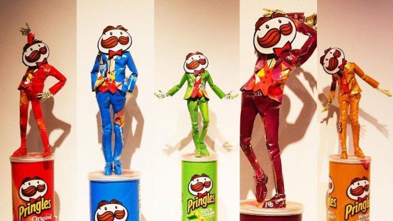 お菓子の箱がアートに変身!空箱職人はるきるさんに直撃インタビュー