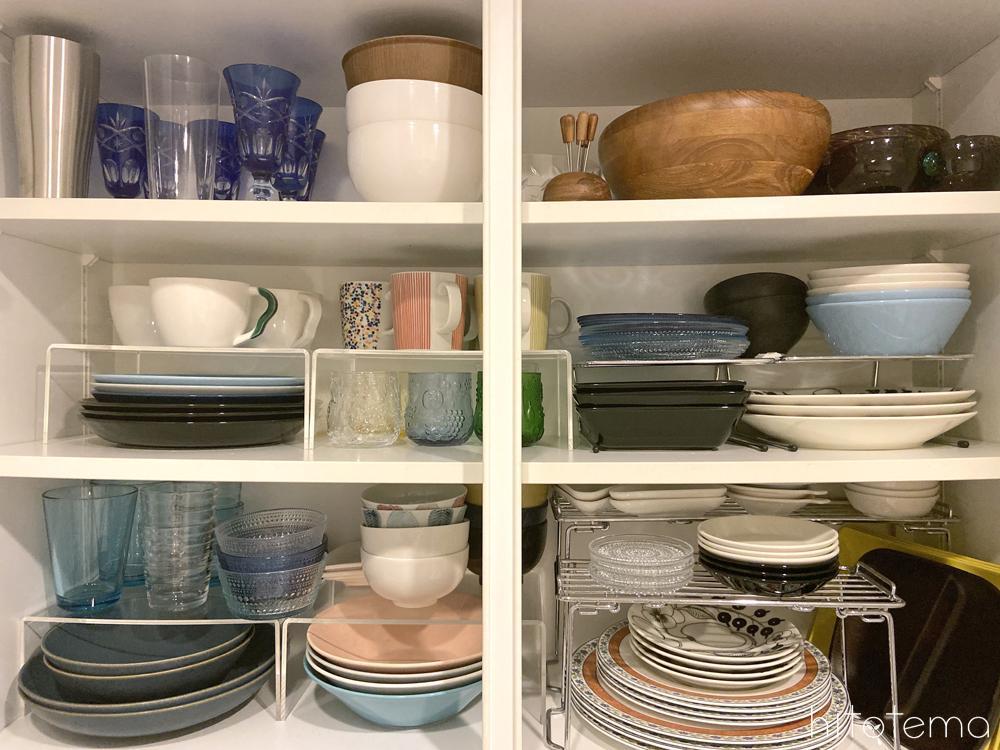 食器棚収納のコツが分かれば、お料理が楽しくなる!