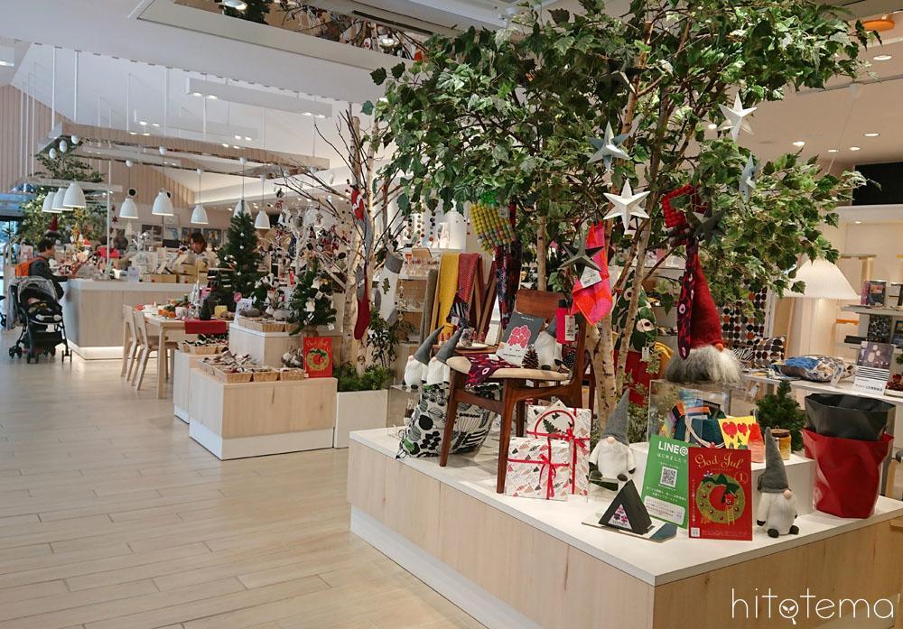 マーケットホールにクリスマスグッズ&北欧雑貨がぎっしり!2