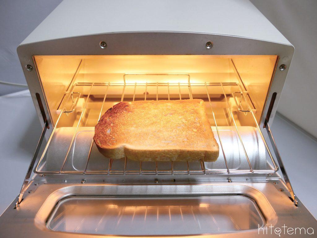 トーストがおいしく焼ける!2