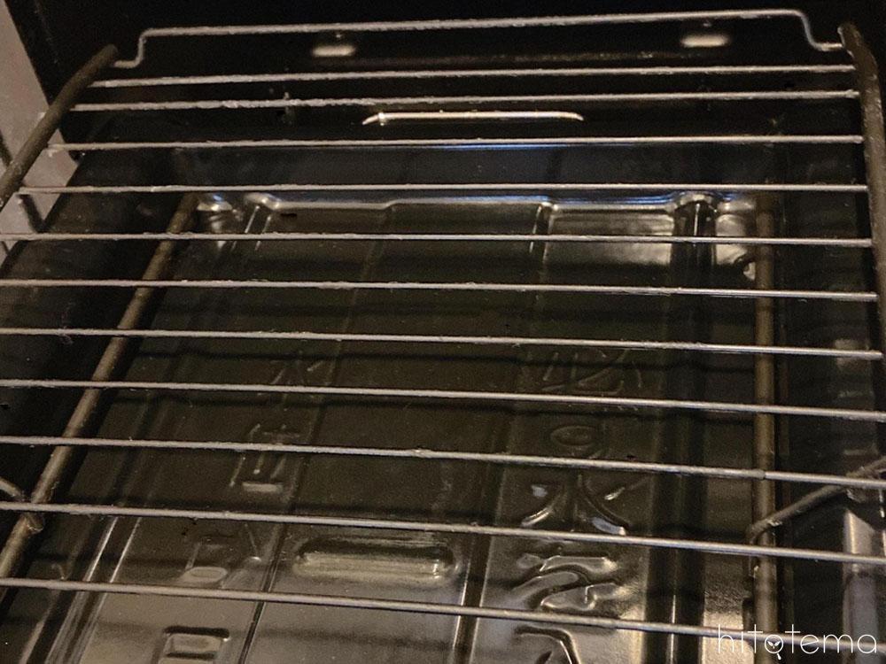 魚焼きグリルのキレイを保って料理を作ろう