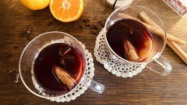 クリスマスに!スパイスと果実の香りのグリューワインのレシピ #ハーブとスパイスの教科書
