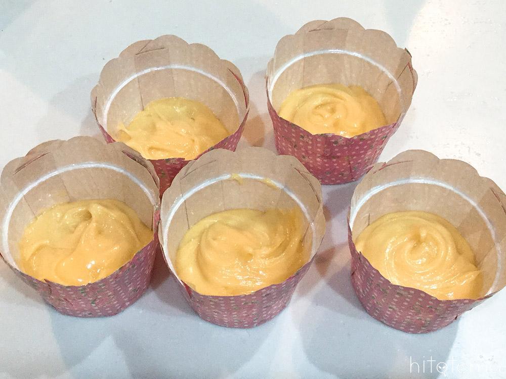 ベースのカップケーキ5