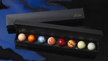 星マニアが「惑星ショコラ」を食して語る! ショコラブティック レクラ┃リーガロイヤルホテル大阪