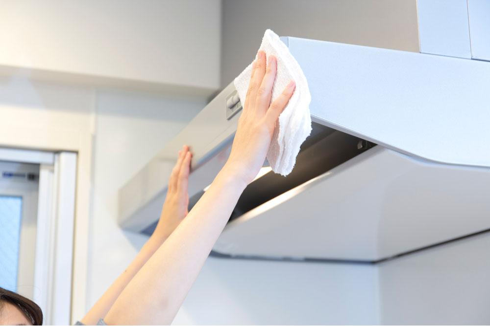 換気扇掃除の方法は2つ