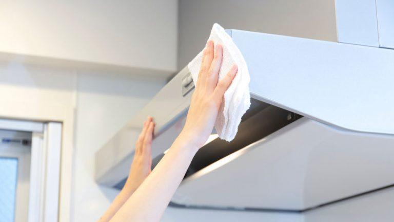年末こそ!換気扇の大掃除方法とキレイに保つコツ