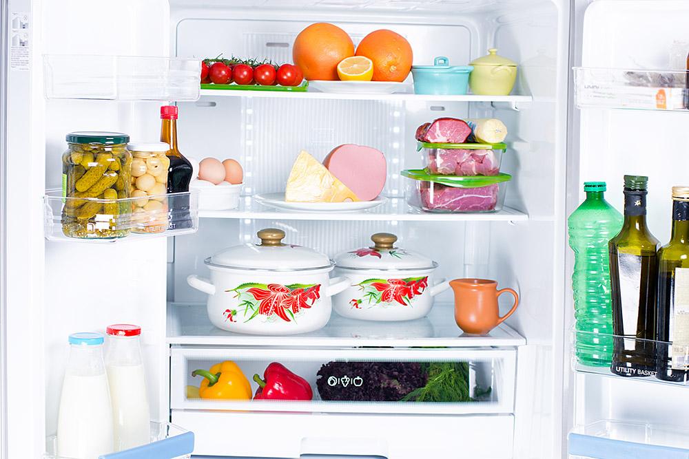 冷蔵庫内の棚2