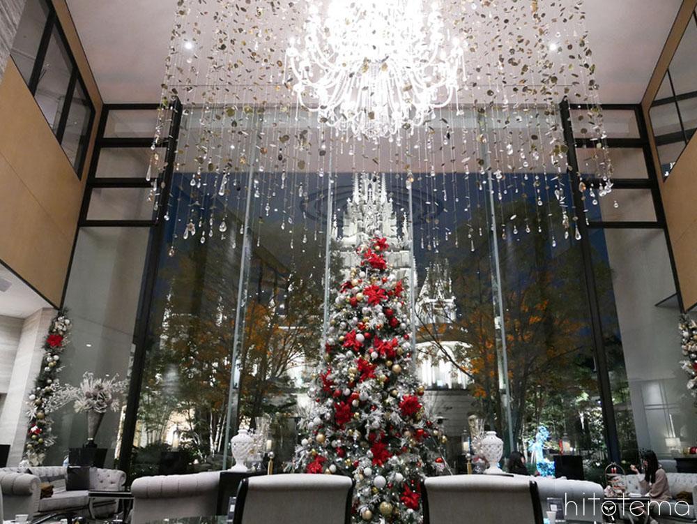 ストリングスホテル 名古屋の、ラグジュアリークリスマス1