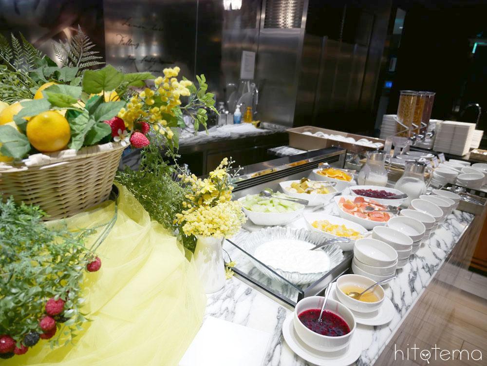 シェフズライブキッチンでの朝食3