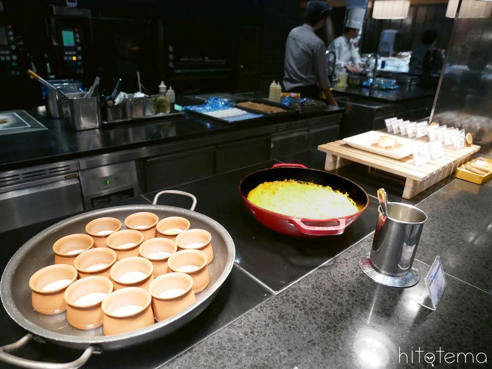 シェフズライブキッチンでの朝食5