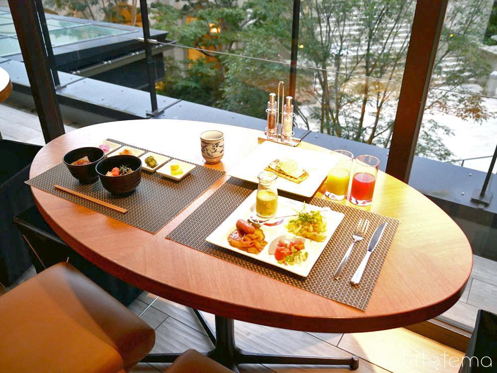 シェフズライブキッチンでの朝食8