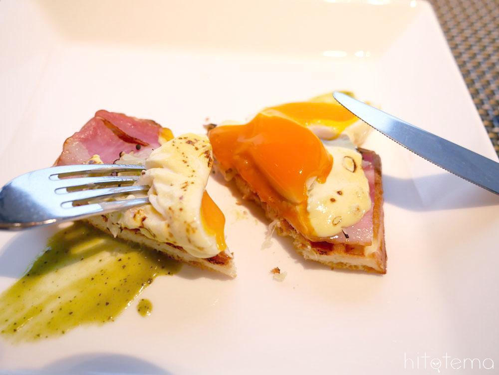 シェフズライブキッチンでの朝食9