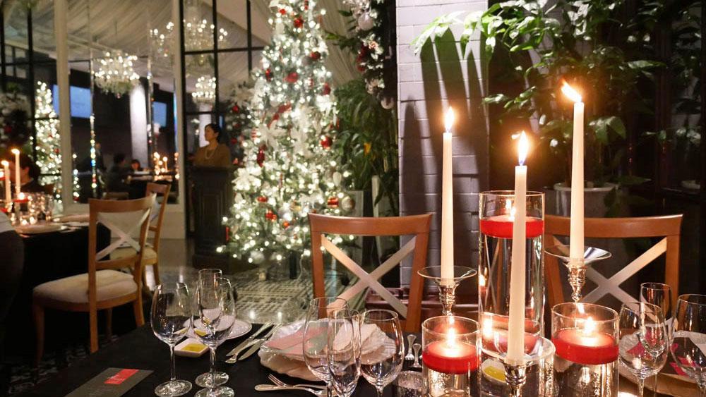 夢から醒めない聖なる夜!ストリングスホテル 名古屋でクリスマス・ステイ