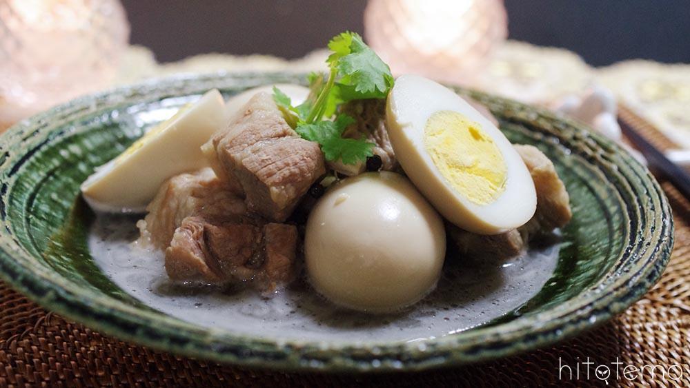 ベトナムの角煮!旧正月料理「ティッ・コー・チュン」#世界の料理