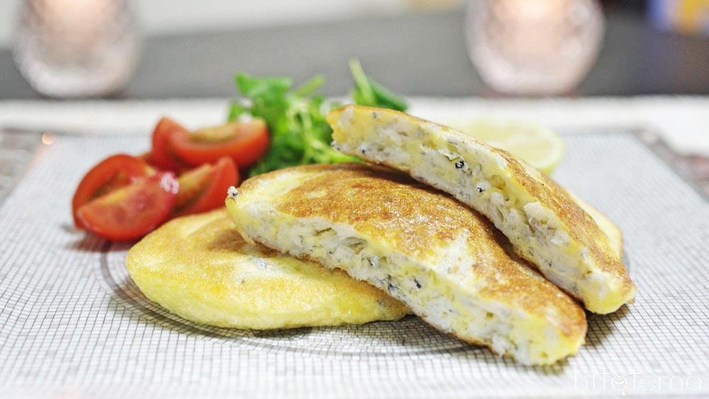 オールブラックスも食べてる?ニュージーランド「ホワイトベイトフリッター」#世界の料理