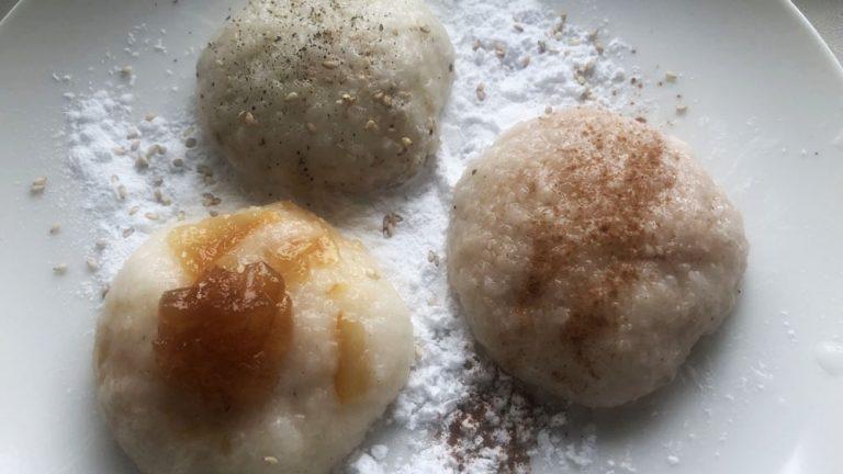 柚子・シナモン・ペッパーでいただくお餅レシピ #ハーブとスパイスの教科書