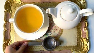 茶葉とポットで楽しむ!自宅でゆったり紅茶時間 #ロンドン女子の英国日記