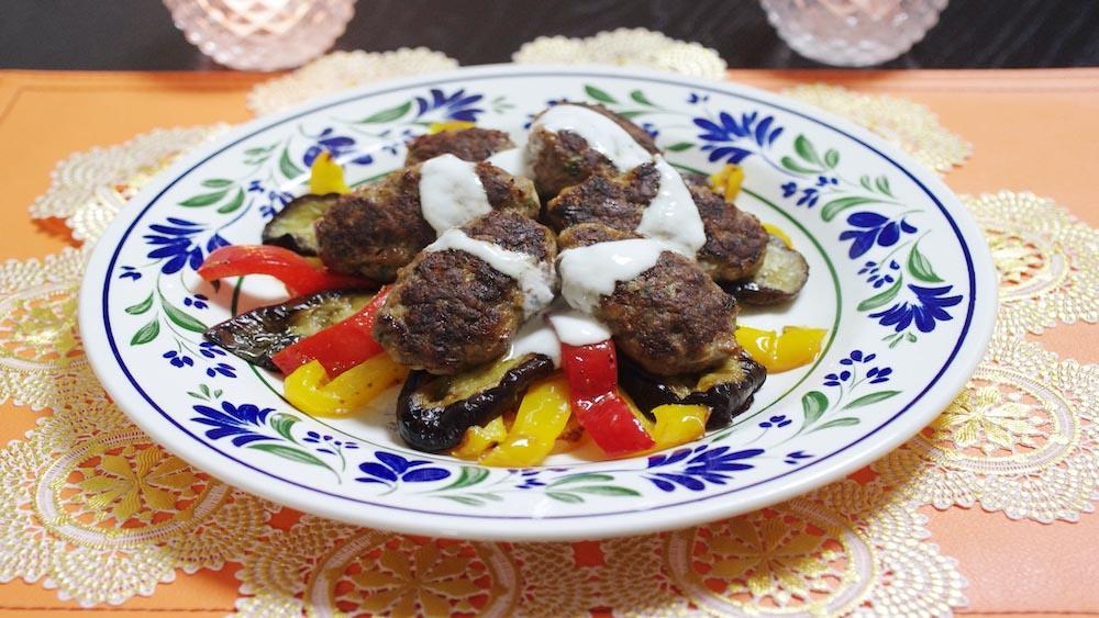 エキゾチックなハンバーグ!トルコの「キョフテ」#世界の料理