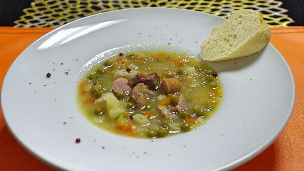 トロトロ野菜が絶品!オランダ「エルテンスープ」#世界の料理