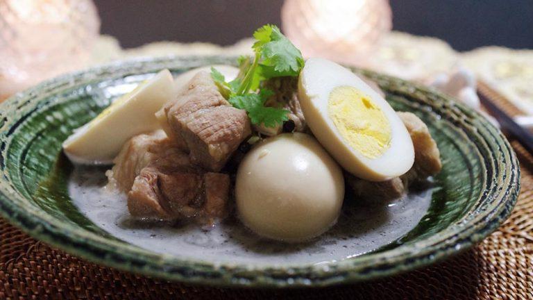 ベトナムの角煮!旧正月料理「ティッ・コー・チュン」 #世界の料理