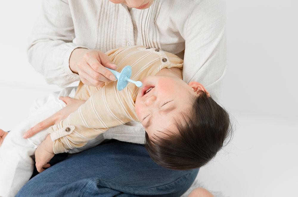 赤ちゃんが歯磨きを嫌がる理由
