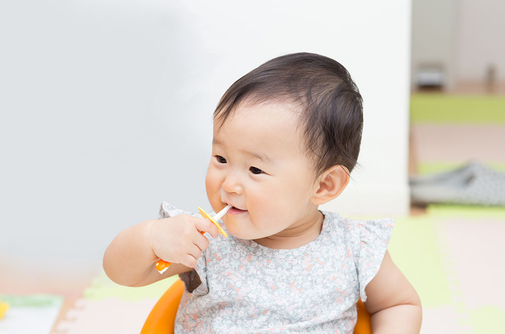 楽しい歯磨きが習慣になる