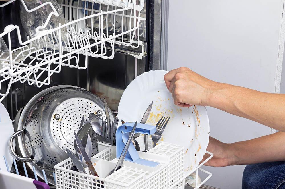 食洗機はどうして汚れるの?