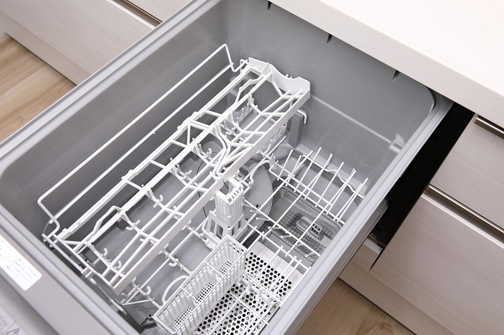 食洗機をお手入れする際の注意点
