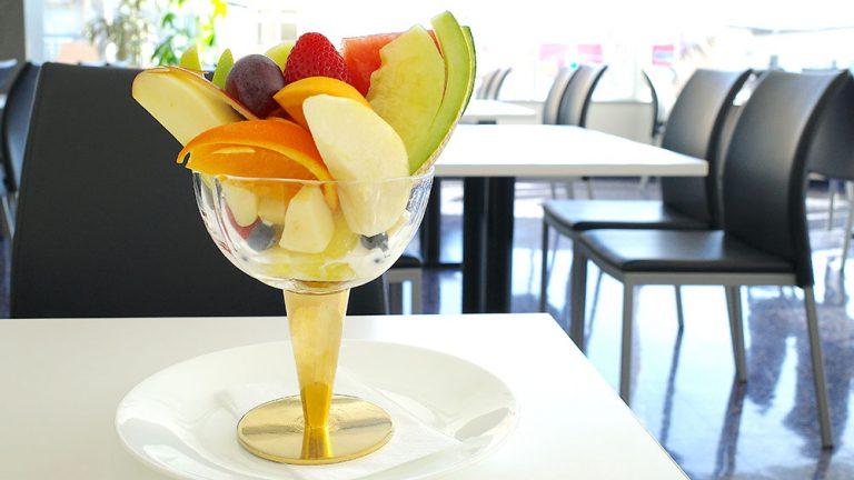 レトロ可愛い果実店!米沢「フルーツショップ キヨカ」#東北くだもの便り