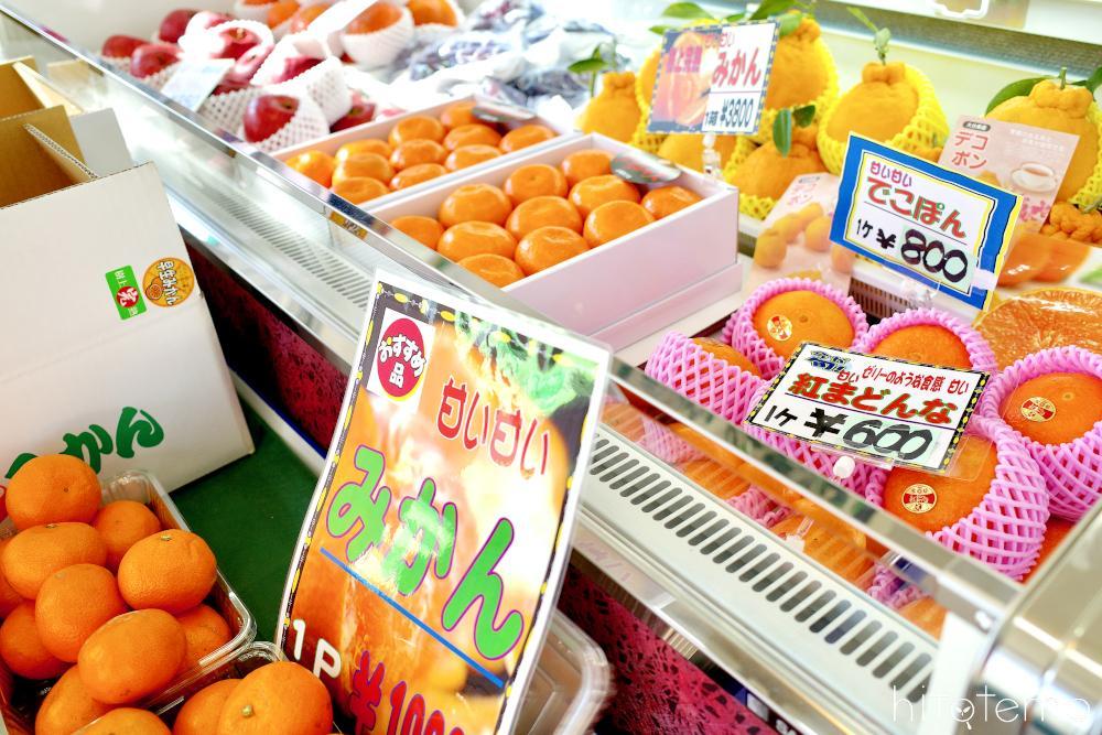 フレッシュフルーツの香りにうっとり。フルーツ好きにはまさに天国の果実店3