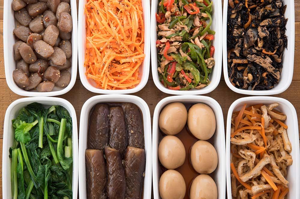 常備菜を作るときの食材の組み合わせのコツ