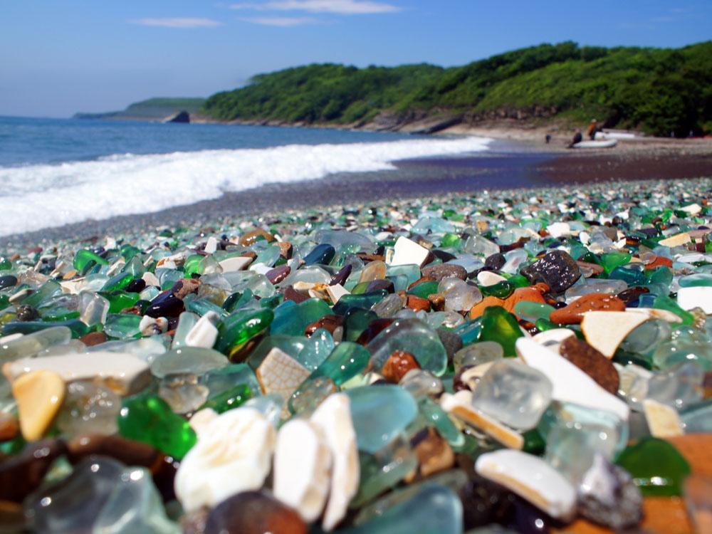 グラスビーチ