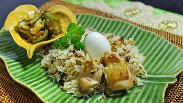 インド風とは違う!マレーシアのスパイスご飯「ビリヤニ」 #世界の料理