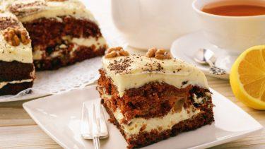 イギリスのティールームの定番!英国の伝統ケーキ5選 #ロンドン女子の英国日記