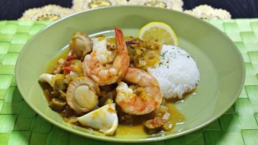 ケイジャンスパイスが決め手!アメリカ・ルイジアナ州の「シーフードガンボ」#世界の料理