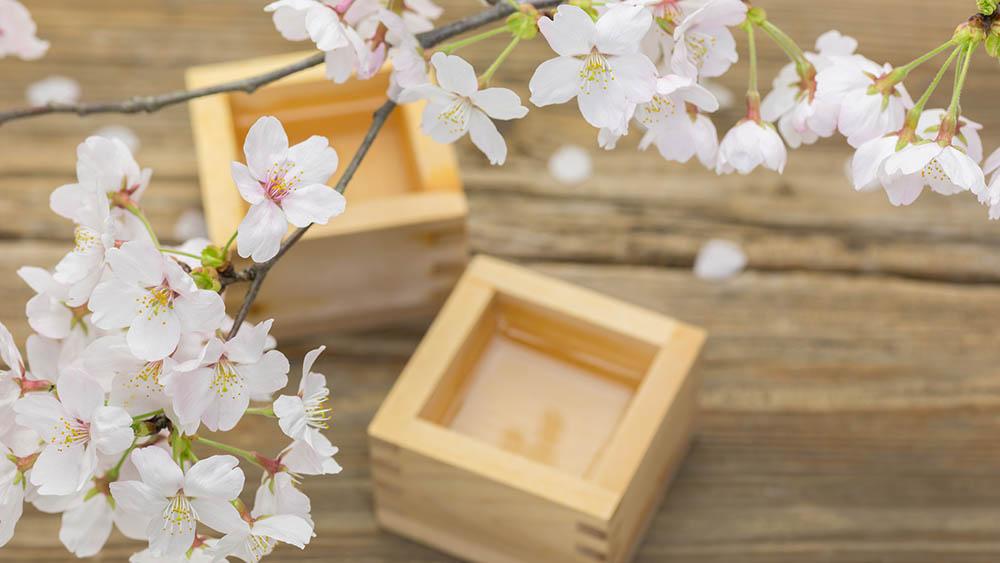 日本酒にも四季の味わいがある。春に飲みたい日本酒