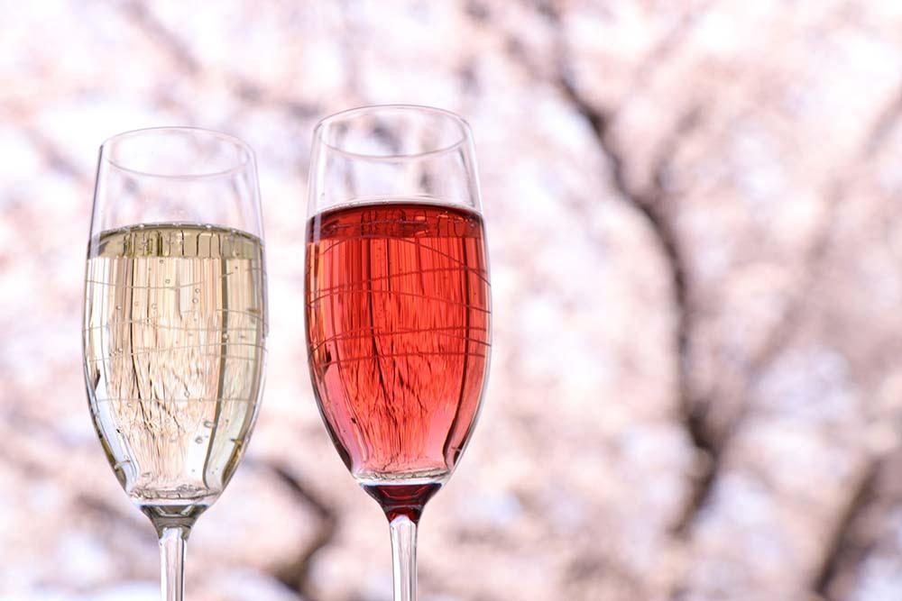 ワインでもっと楽しい春を