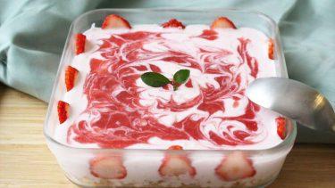 ひなまつりを春色のデザートでお祝いしよう。オーブン&型がいらないレシピ3選