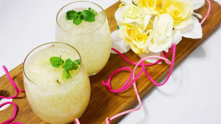 かわいくて美味しい!桃のカクテル「ベリーニ」で春の訪れを祝おう #おうちカクテルレシピ