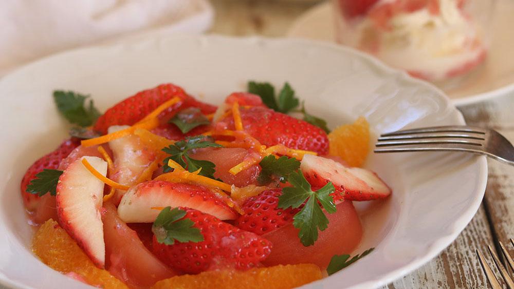 春にピッタリ、苺のレシピを2つ #ホマレ姉さんのレシピ