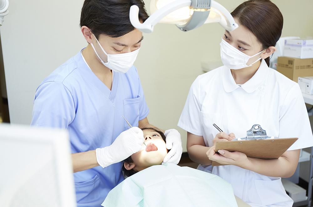 虫歯予防に、4つのことに気をつけよう