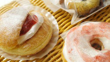 フルーツとドーナツのコラボにほっこり。仙台「nijineco(にじねこ)」#東北くだもの便り