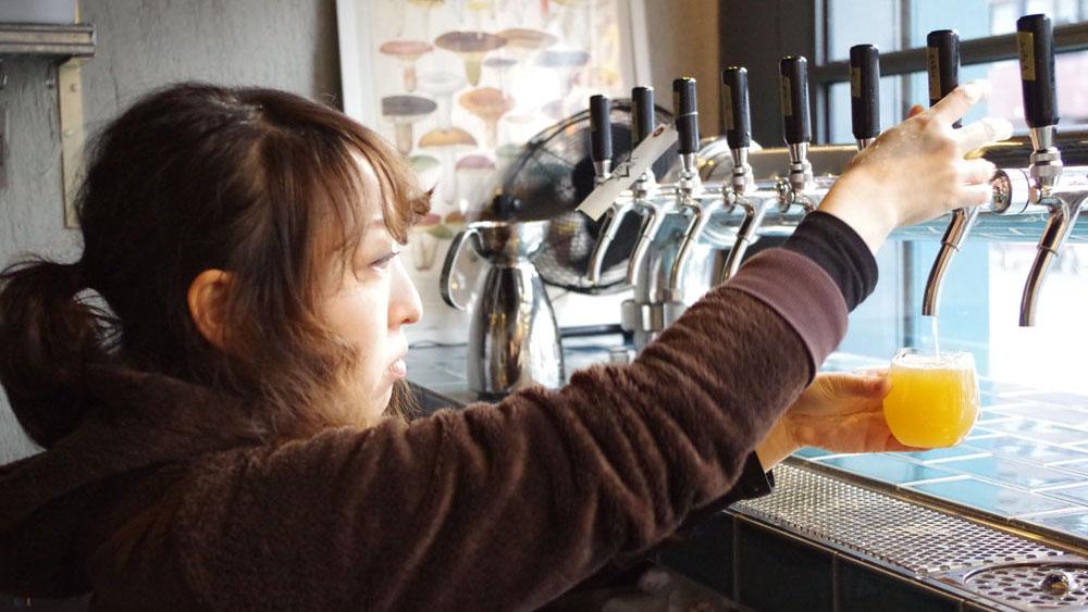 大阪発クラフトビール!車業界から転身した女性が手掛けるMARCAの美味しさに迫る