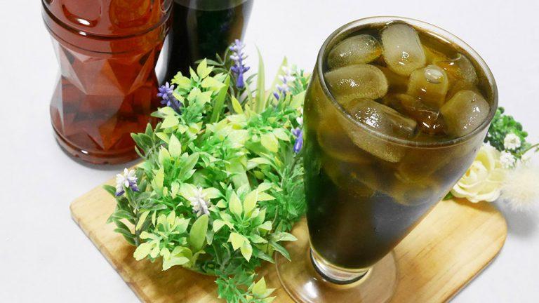 新緑の時期にオススメ!さっぱり飲みやすい「照葉樹林」 #おうちカクテル