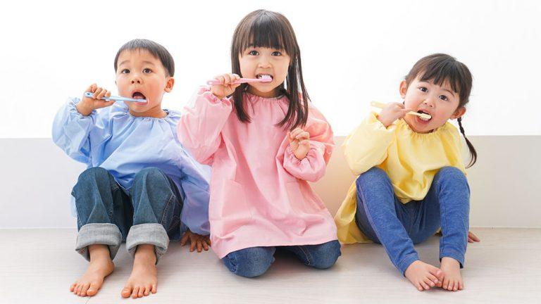 年齢別におすすめ!子ども用歯ブラシ6選#歯科衛生士の歯磨き教室
