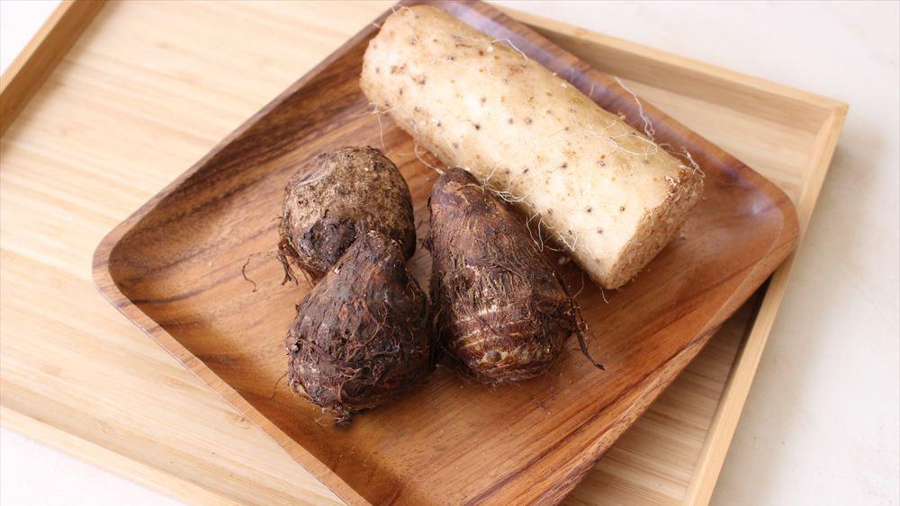 手のかゆみを防ぐには?長芋&里芋の皮むきを検証してみよう