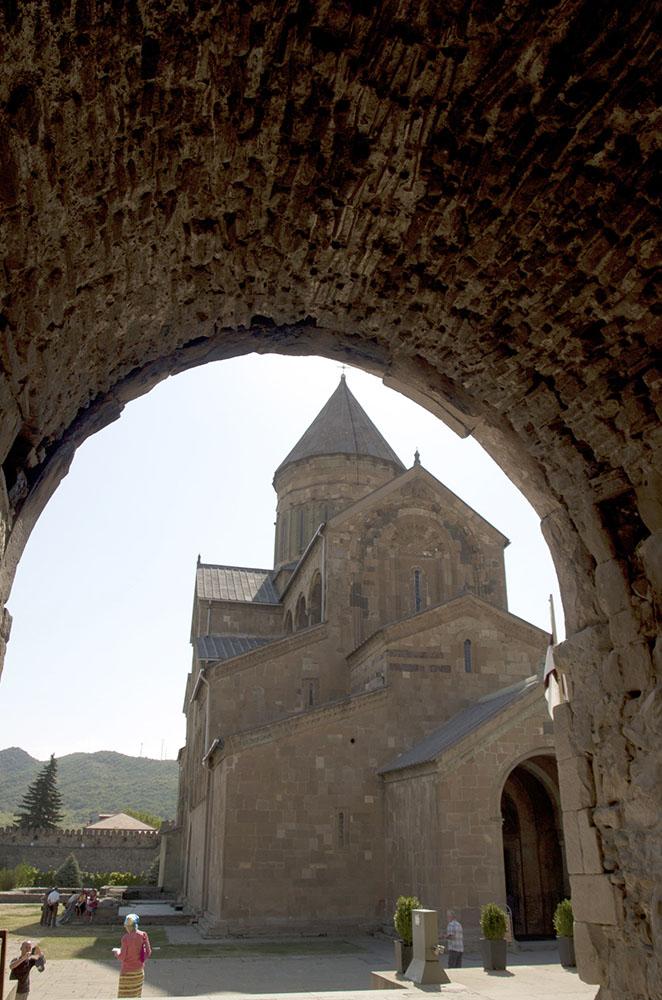 スヴェティ・ツホヴェリ大聖堂