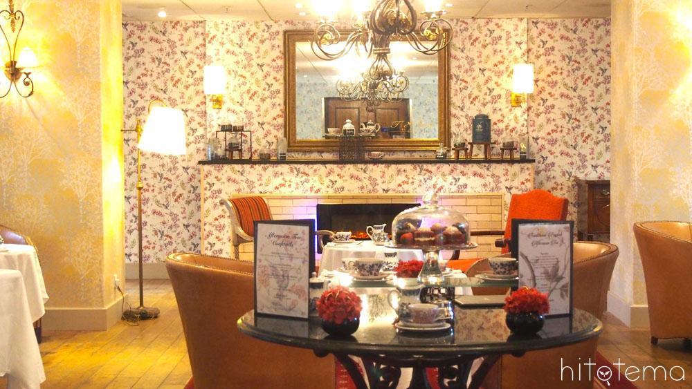 The Tara Tea Lounge