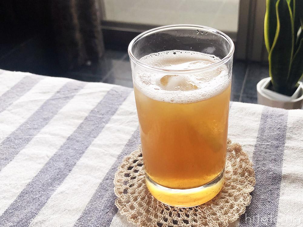 カフェイン入りのアレンジ