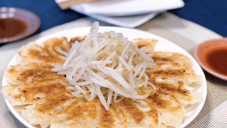 パリッとジューシーな浜松餃子の作り方!山盛りのもやしでさっぱり食べよう #ご当地レシピ
